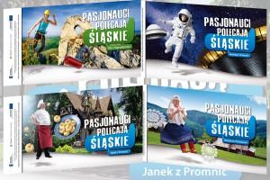 Województwo Śląskie: Pasjonauci - billboardy