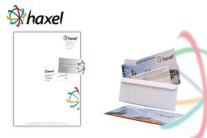 HAXEL: papier firmowy