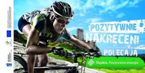 Województwo Śląskie: Pozytywnie Nakręceni - billboardy
