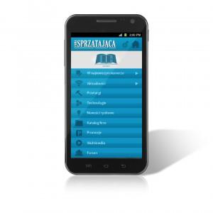 Aplikacja mobilna dla czasopisma FS